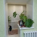 Объединение комнаты и лоджии - вынос оконного проёма